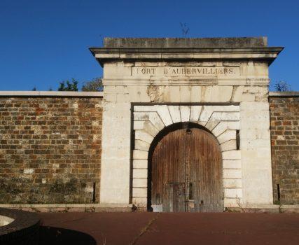 Projet urbain logements quartier Jean Jaurès du Fort d'Aubervillers